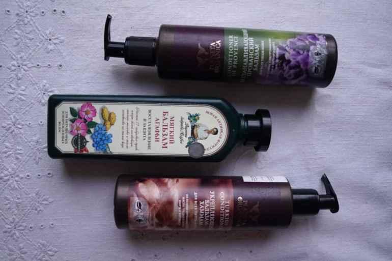 Sainsbury's, Sainsbury's szampon i odżywka  zielone jabłko, Jak naturalnie