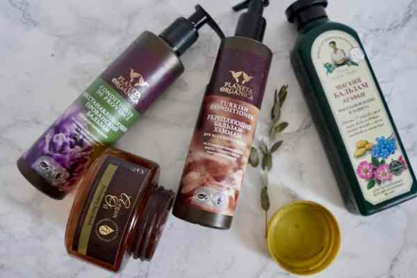 Denko z roku 2018| kosmetyki do włosów