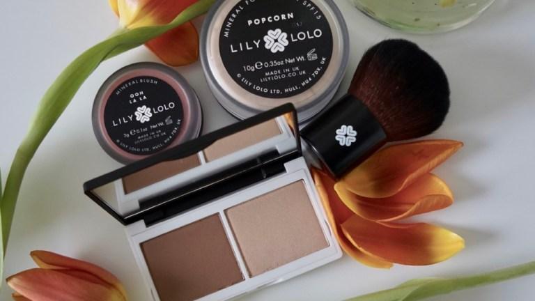 Wiosenny makijaż mineralny z Lily Lolo