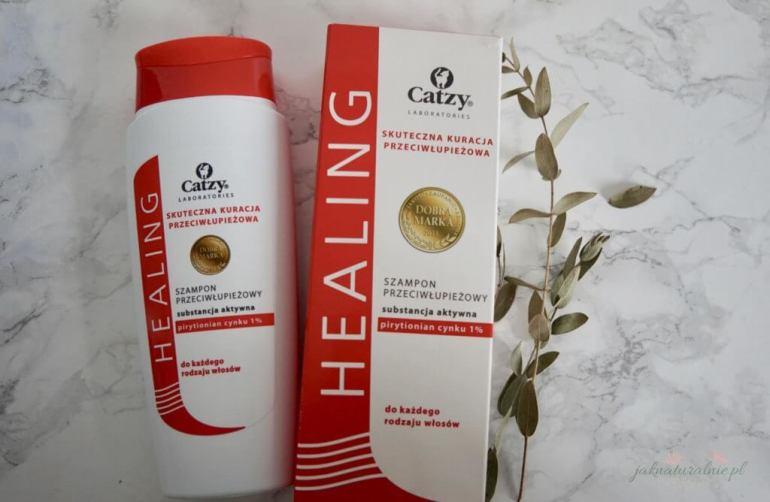 szampony na łupież