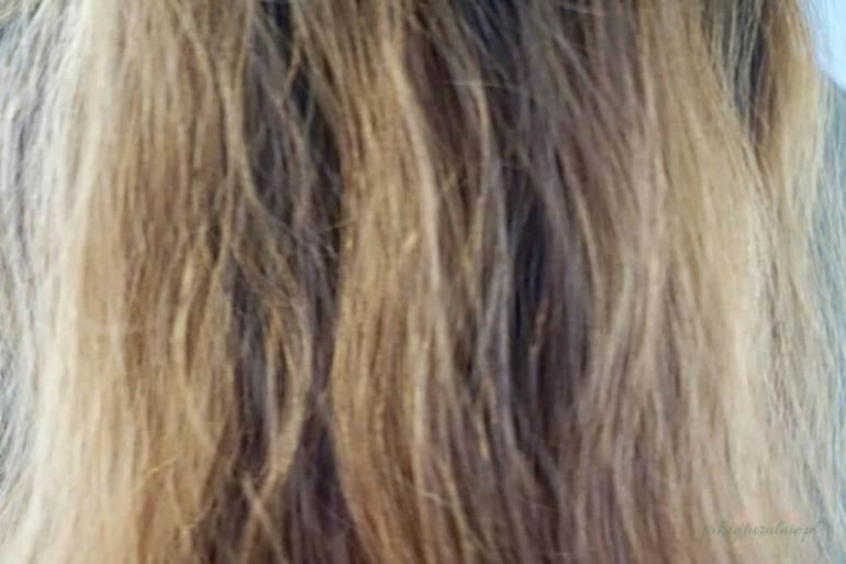 Włosy przed farbowaniem