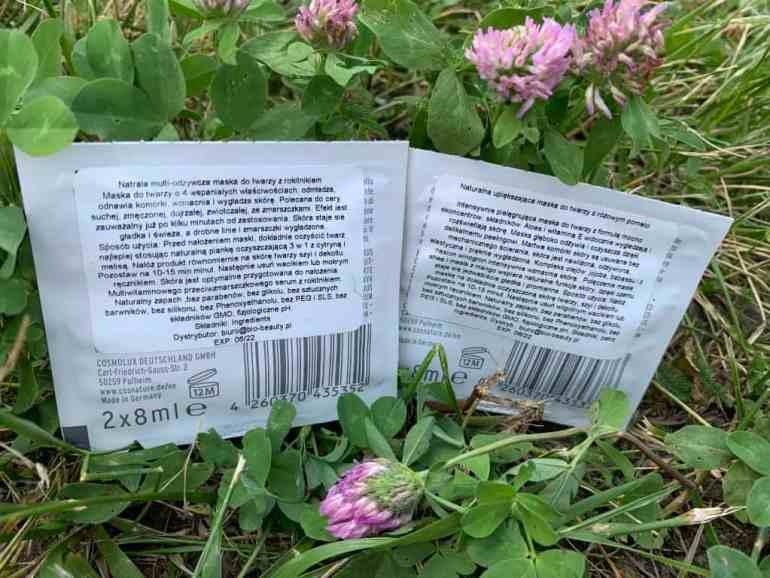 bielenda Płyn micelarny, Bielenda, płyn micelarny Botanic Spa Rituals, Jak naturalnie, Jak naturalnie