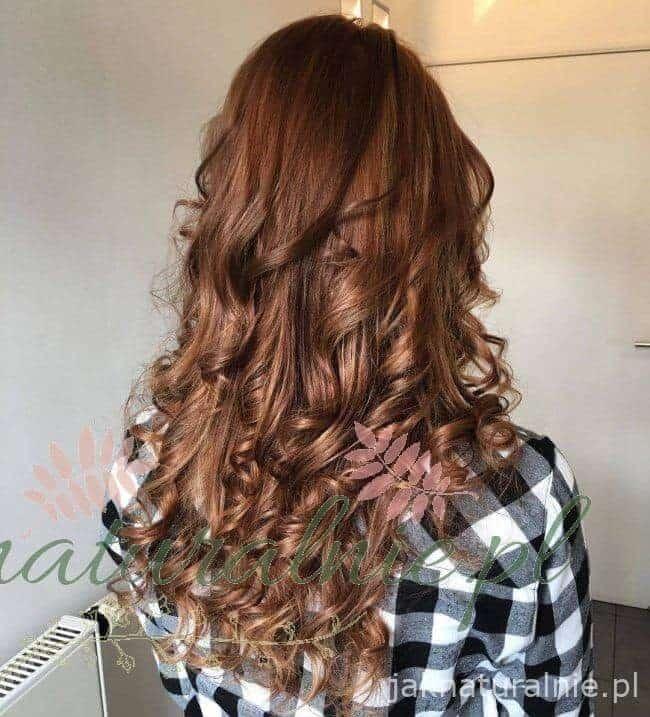 Metoda inwersji na porost włosów