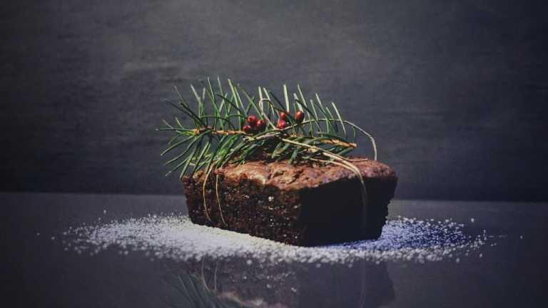 Keks jaglany, zdrowe ciasto idealne na święta