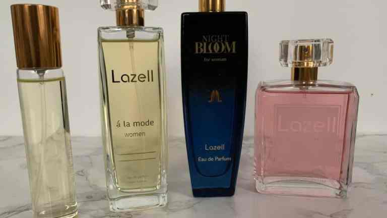 Lazell, nowości w mojej kolekcji perfum