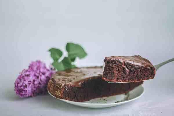 Brownie z czerwonej fasoli- fit ciasto bez mąki i cukru