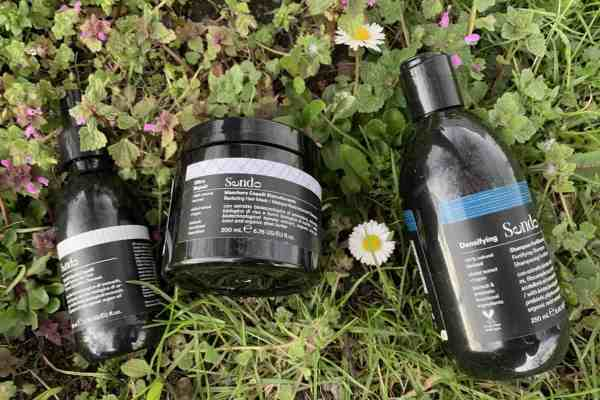 Sendo: serum, maska i szampon, nowości do włosów