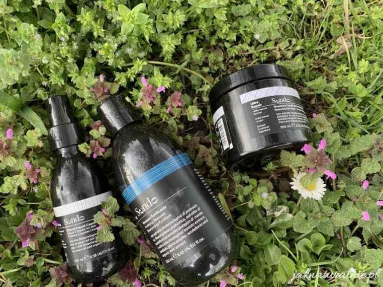 Sendo: serum, mask and shampoo, new hair products