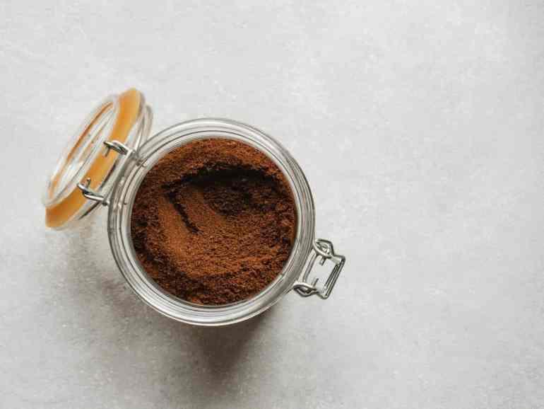 Płukanka do włosów z kakao i cynamonem   DIY