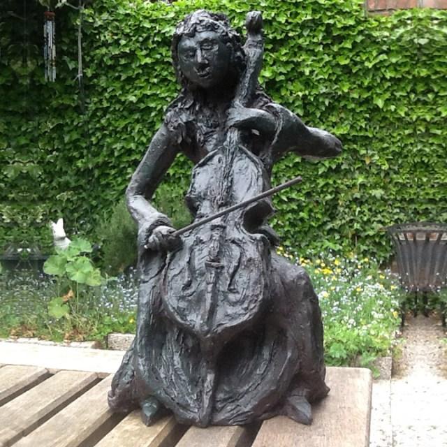 Celliste 35cm. 2013