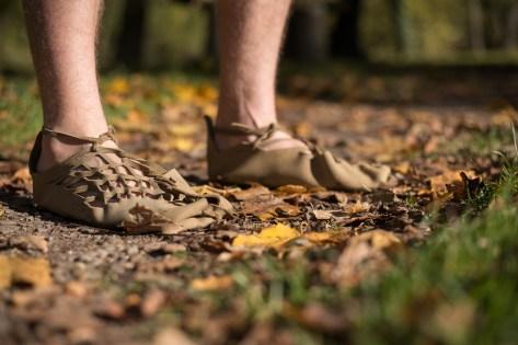 rekonstrukce pravěkých bot