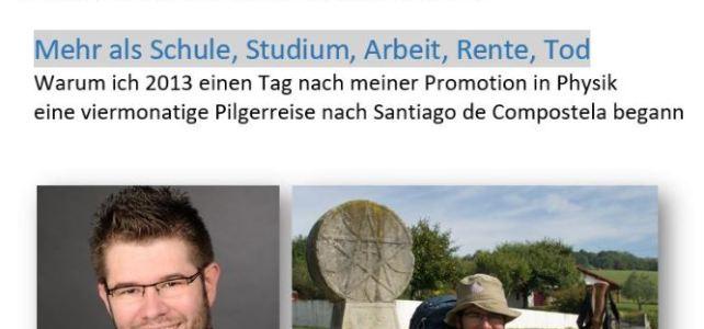 14.11.2019, 18.30 Uhr – Jakobsweg PilgerTREFF – Stammtisch BREMEN – Treffen mit und für Pilger