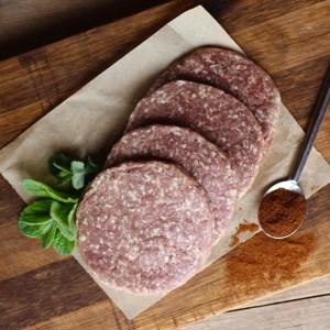 Patties, Beef