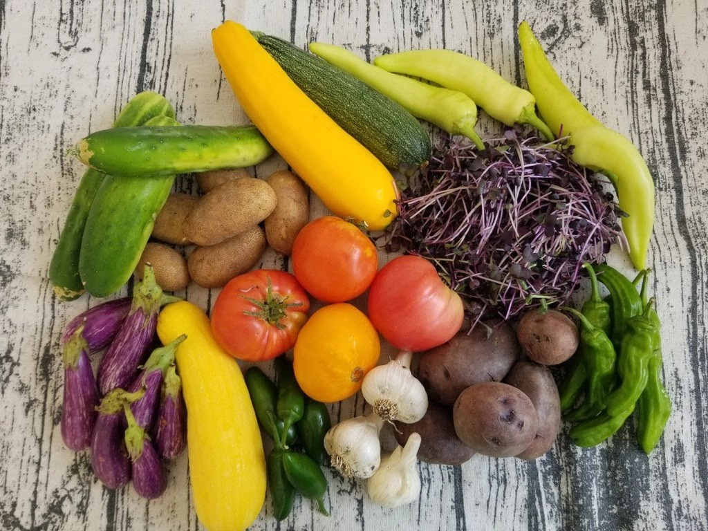 Read more about the article Organically Raised Veggies Anyone??