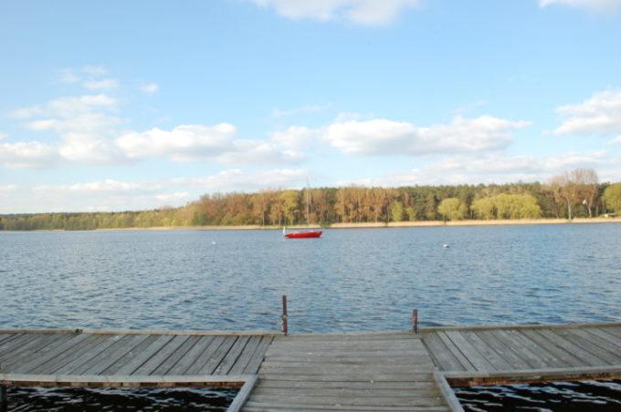 Jezioro Łódzko-Dymaczewskie