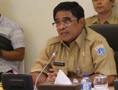 Plt Gub Pemerintah Provinsi DKI  Jakarta Sumarsono. (berita jakarta)