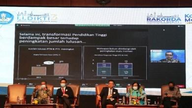 Photo of Gelar Rakorda LLDikti Wilayah III Jakarta Pastikan Implementasi Kebijakan Merdeka Belajar Kampus Merdeka