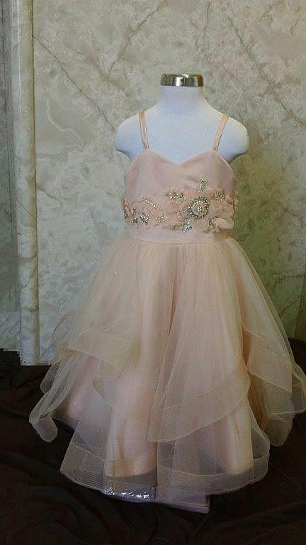 Lazaro Flower Girl Dresses