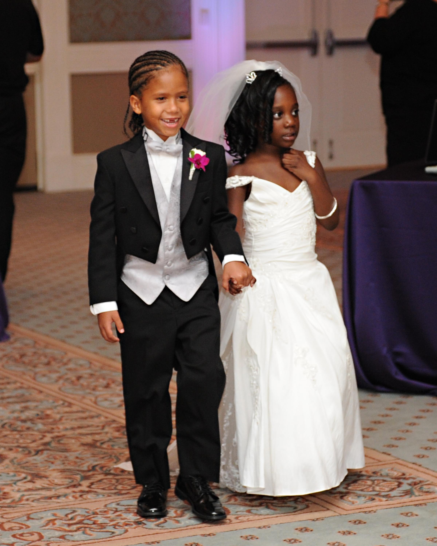 Mini Bride Dresses