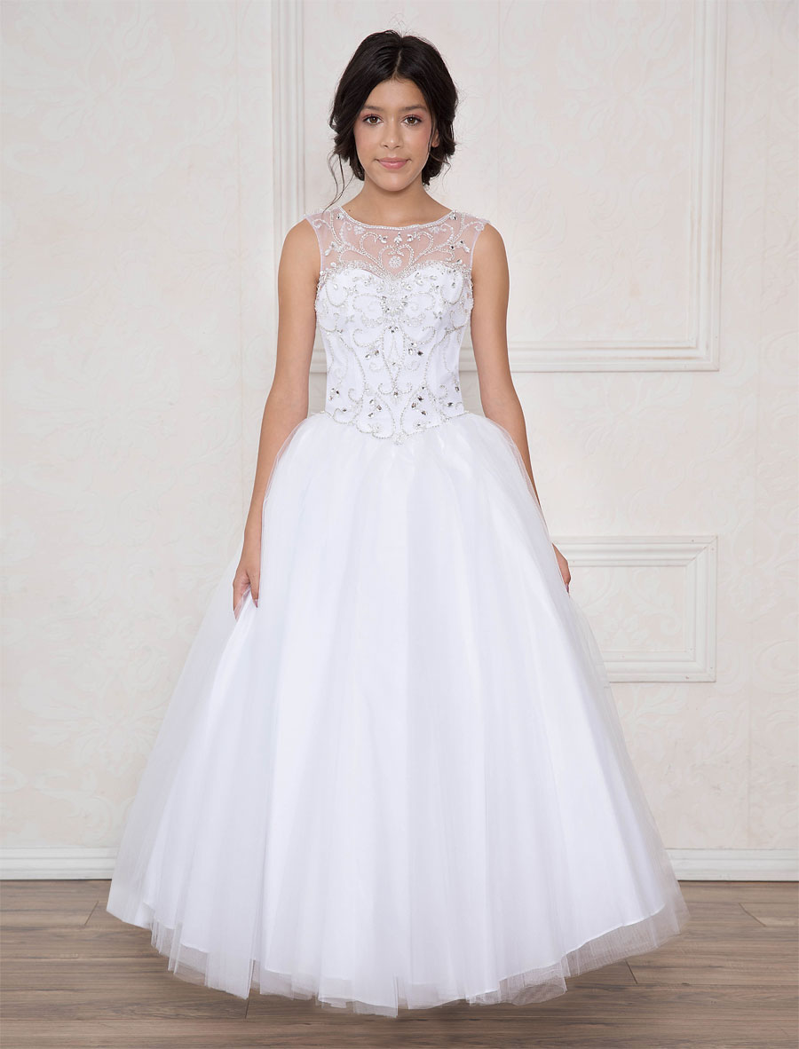 bridal dresses for girls