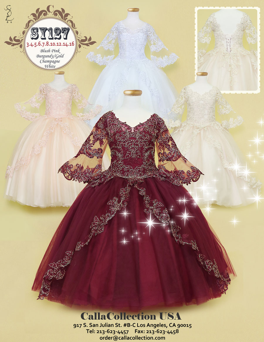 Burgundy Ball Gown Dress. Girl fantasy ball gown in burgundy for you ...