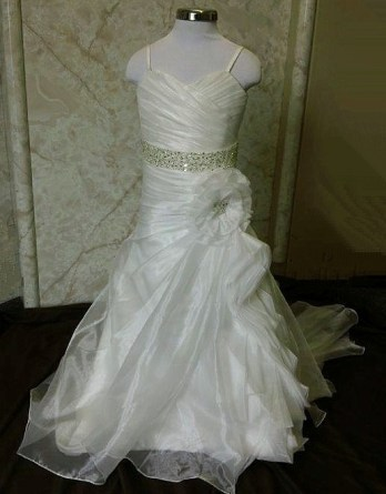 match my Maggie sottero antoni dress