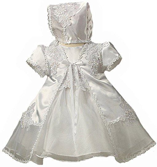 christening dress for baby girl