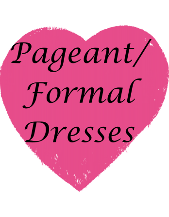 Pageant/Formal Dresses