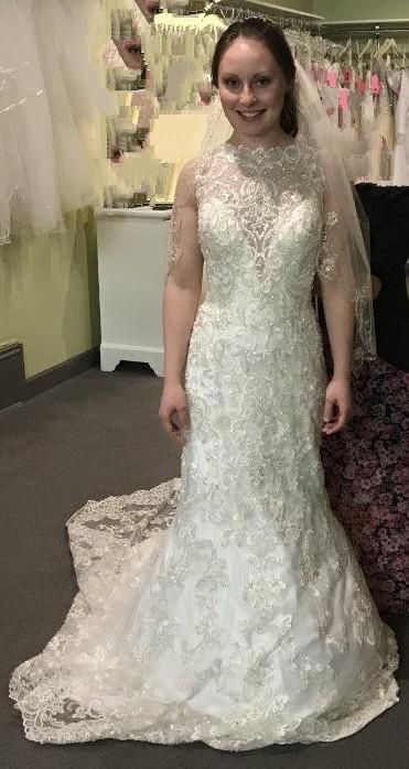 Match my Mori Lee 8217 Kadence wedding dress