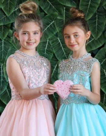 Flower girl dresses next day shipping