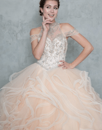 Prom and Quinceanera dresses
