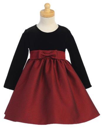 velvet bodice dress