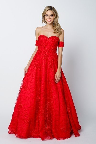 red prom dress under $250