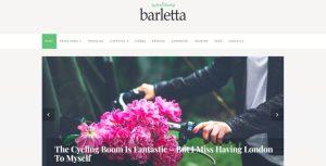 Barletta szablon wordpress darmowy