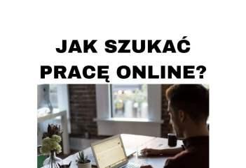 Jak szukać pracę w Internecie i gdzie w 2020 roku