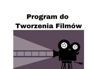 Program do tworzenia filmów i ich edycji - nagrywanie ekranu i twarzy