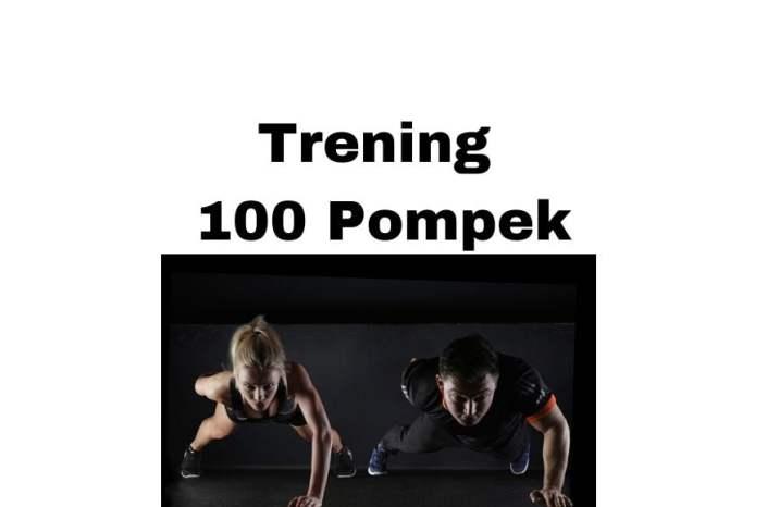 Trening 100 pompek - opinie, efekty i jak prawidłowo robić pompki?