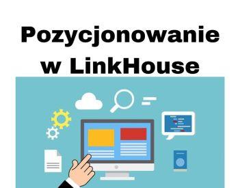 Jak pozycjonować stronę i kanały Social Media samemu przez LinkHouse?