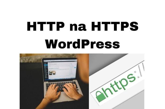 Przekierowanie http na https na stronie WordPress - Instalacja SSL