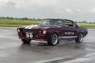 Mustang sprints 2014