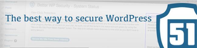 BetterWPSecurity | Podstawowe wtyczki wordpress