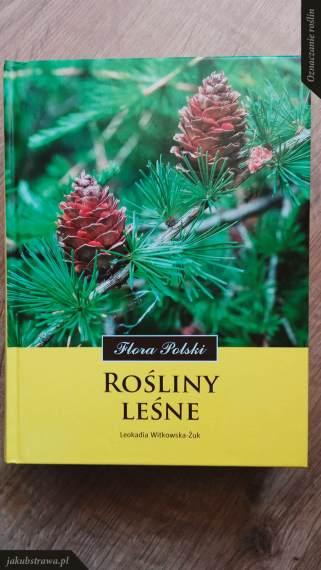 Flora Polski. Rośliny leśne | jakubstrawa.pl
