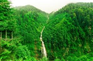 gelin tülü waterfall