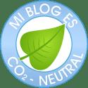 Cómo neutralizo el CO2 con mi Blog y planto un árbol