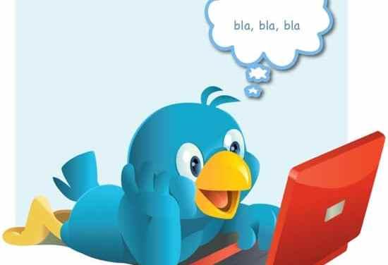 Twitter es un arma cargada de pasado
