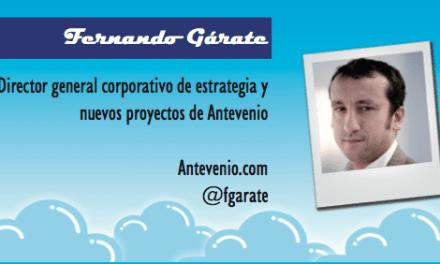 Perfil emprendedor de: Fernando Gárate, antevenio.com