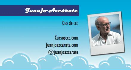 El perfil emprendedor de: Juan José Azcárate, centroccc.com