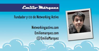 El perfil emprendedor de: Emilio Márquez, networkingactivo.com
