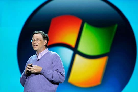 Bill Gates / Microsoft / Windows