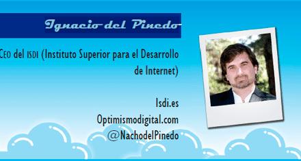 El perfil emprendedor de: Ignacio del Pinedo, isdi.es